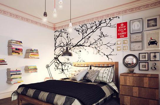 7個床頭燈布置方案