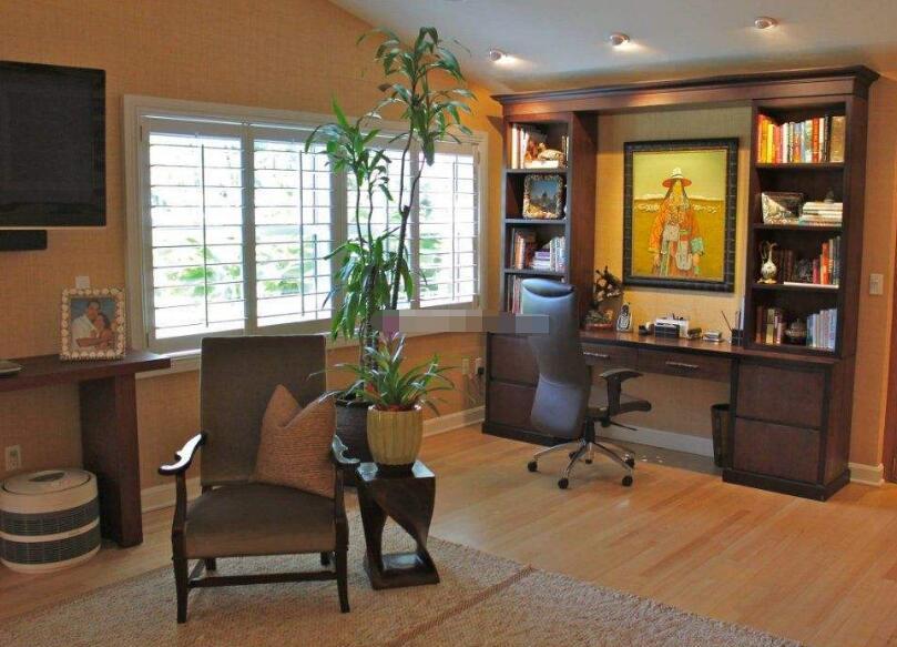 蘇州新裝修房子中的書房植物怎么擺放好?