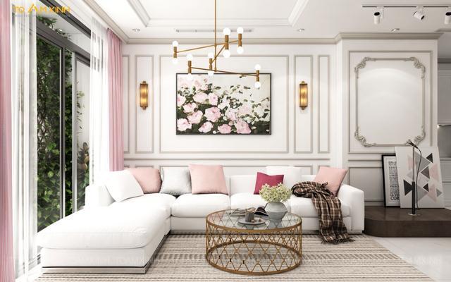 蘇州粉紅色的客廳與配飾設計 分分鐘喚起你的少女心