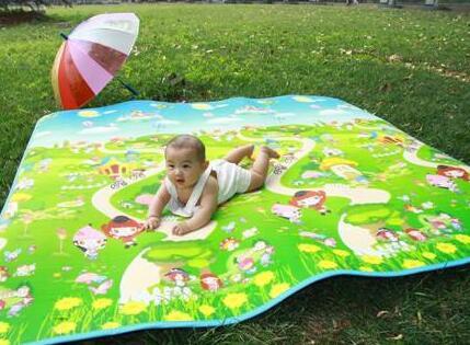 婴儿爬行垫材料及婴儿爬行垫清洁使用注意事项