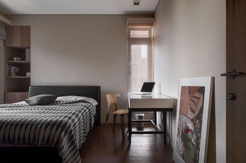 三室一厅日式装修效果图