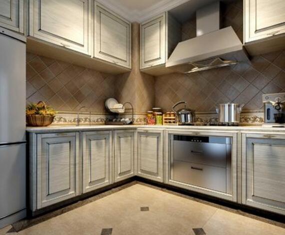 苏州新房装修后整体厨柜的清洁方法