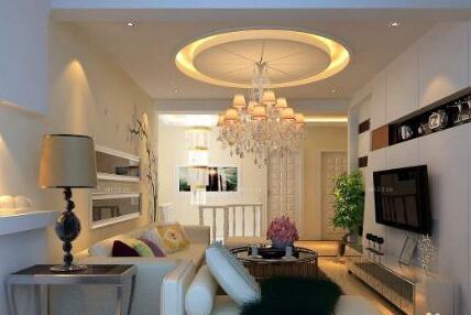 蘇州新房裝修中正方形客廳用什么燈好?