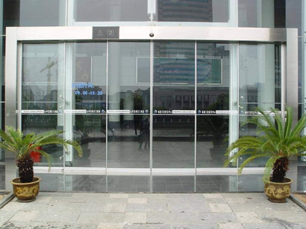 在蘇州玻璃自動門安裝步驟是怎樣的