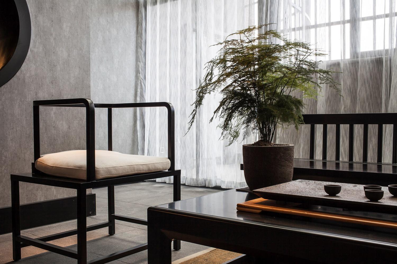 中式休闲茶室