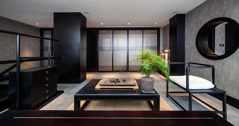 新中式茶室休闲