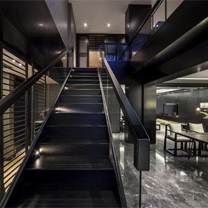 新中式楼梯玄关设计