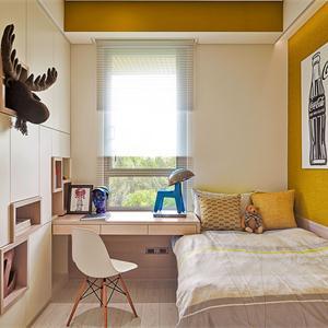兒童房裝修設計色彩搭配
