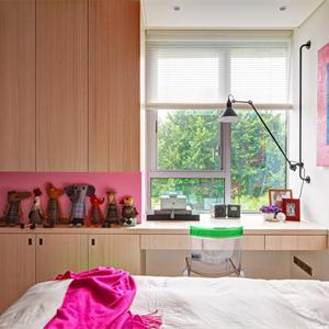 彩色系兒童房裝修效果圖