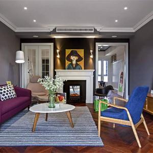 客廳空間的美感
