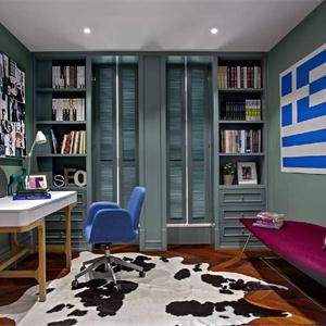 兒童房書房設計效果