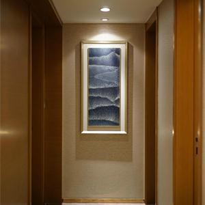 中式走廊装修效果图