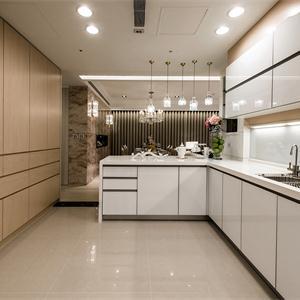 大平米廚房櫥柜裝修效果圖