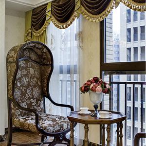 320㎡别墅家居 法式新古典装修案例