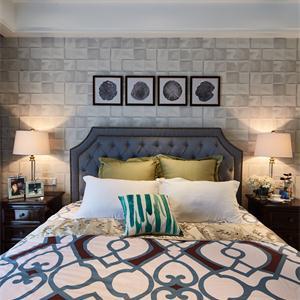 歐式古典風格臥室裝修效果圖