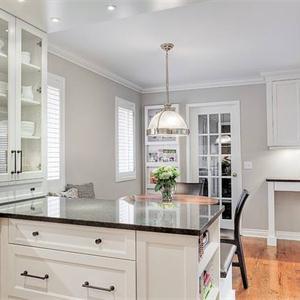苏州小户型装修开放式厨房该如何做:该略则省增大空间