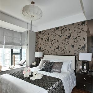 新中式风格的家居环境设计卧室风格