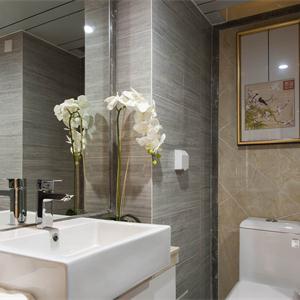 简约风格二居室卫生间装修效果图