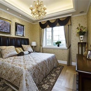 古典歐式風格臥室裝修效果圖
