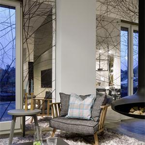 大戶型簡歐風格客廳裝修效果圖