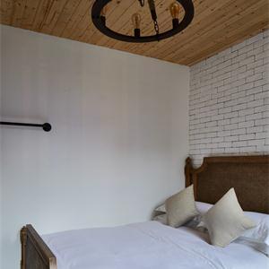 現代簡約風格二居臥室裝修效果圖