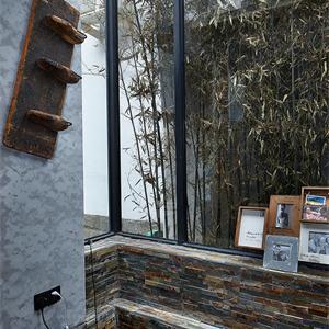 大户型现代简约阳光房装修设计图