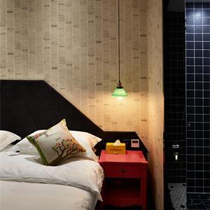 簡約北歐風格臥室裝修設計圖