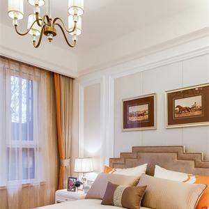 簡約時尚公寓臥室裝修效果圖