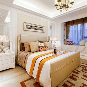 北歐風格二居臥室裝修效果圖