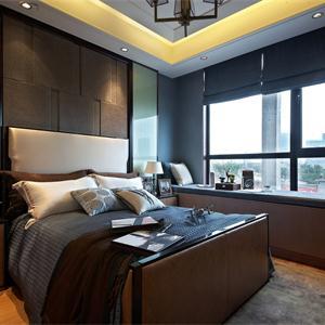 大户型新古典风格卧室装修搭配图