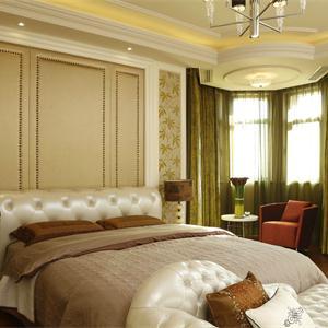 蘇州魅力花園歐式風格三居臥室裝修效果圖