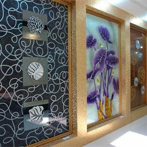艺术玻璃价格一般多少钱一平米?