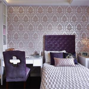 苏州魅力花园现代简约风格卧室装修效果图