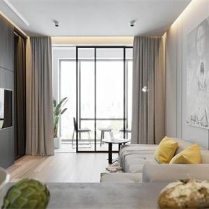 苏州园区40㎡精装单身公寓 小户型温馨何必买大房子