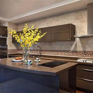 現代風格三居廚房裝修效果圖
