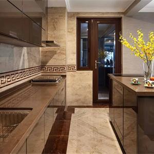 140平新古典風格餐廳裝修效果圖