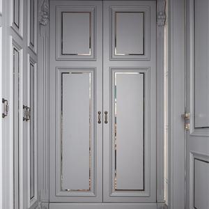 地中海风格别墅大门装修效果图