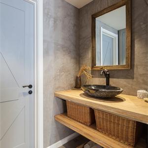 美式風格三居室衛生間裝修效果圖