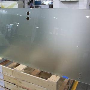 玉砂玻璃和磨砂玻璃有什么区别?