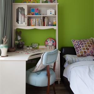 简约北欧风格卧室装修效果图