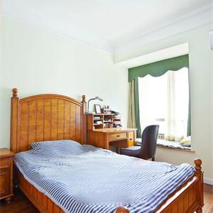 150㎡极简风格卧室装修效果图