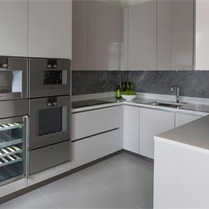 枫丹壹號108㎡北欧风格厨房装修效果图