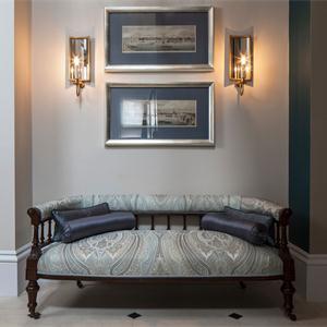 恒大珺睿庭 北欧风格两居卧室装修布置图