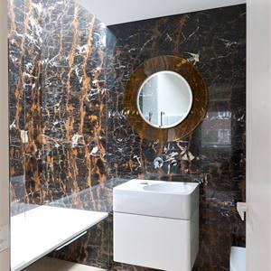 簡約風格三居室衛生間裝修效果圖