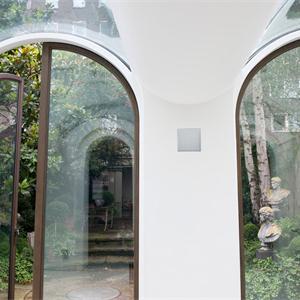 别墅简约风格窗户装修效果图