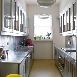 歌林小镇现代风格厨房橱柜设计