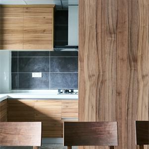 現代簡約時尚廚房櫥柜效果圖