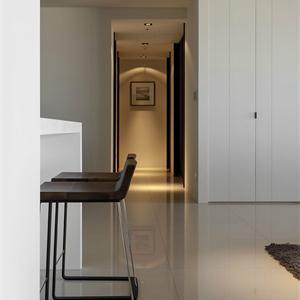 白塘壹號現代簡約風格客廳裝修效果圖