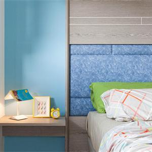 首开如院现代简约风格装修卧室效果图