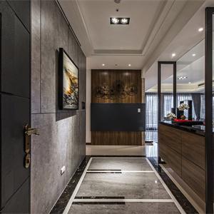 现代装修客厅效果图